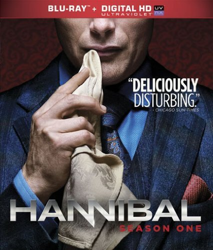 Hannibal: Season 1 [Blu-ray] DVD