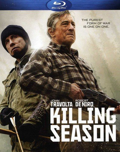 Killing Season [Blu-Ray] DVD