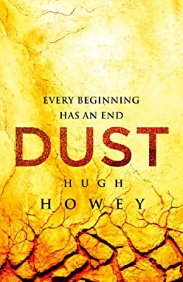 BOOK REVIEW: Dust by Hugh Howey