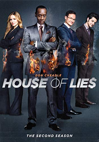 House of Lies: Season Two DVD