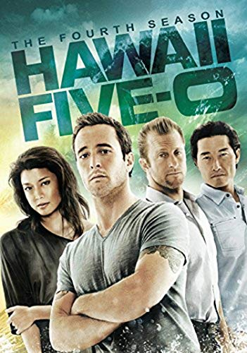Hawaii Five-0: Season 4 DVD