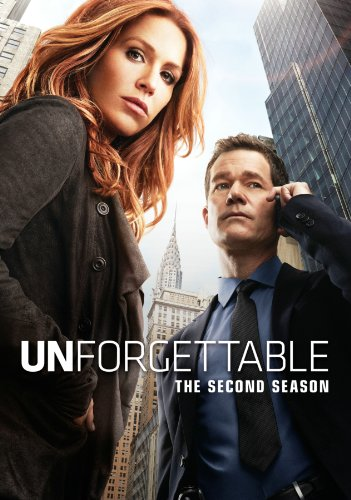 Unforgettable: Season 2 DVD
