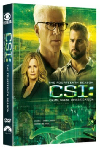 CSI: Crime Scene Investigation: Season 14 DVD