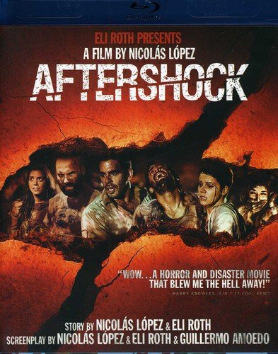 Aftershock [Blu-ray] DVD