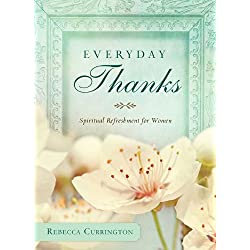 Everyday Thanks (Spiritual Refreshment for Women)