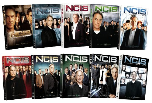 Ncis: Ten Season Pack DVD