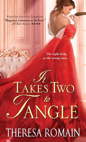 Book It Takes Two to Tangle - Theresa Romain