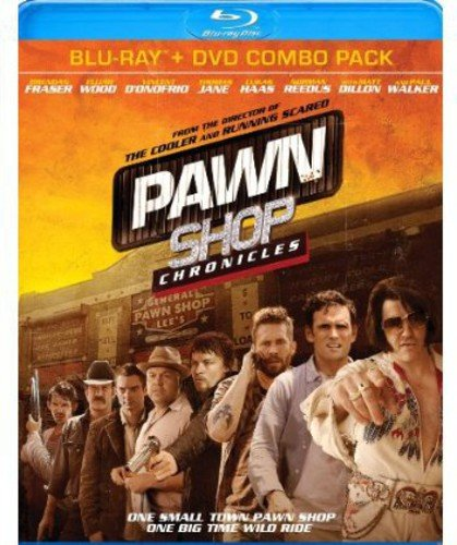 Pawn Shop Chronicles [Blu-ray] DVD
