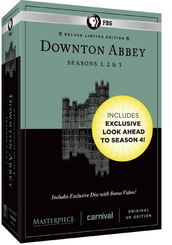 Masterpiece Classic: Downton Abbey 3-Season Boxed Set DVD
