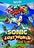 Sonic Lost World (2013) (Video Game)