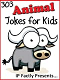Free Kindle Book : 303 Animal Jokes for Kids: A Joke Book 3-Pack (Farmyard Animals, Wild Animals and Creepy Crawly Children