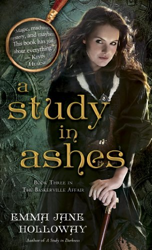Book  Study in Ashes