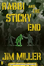 Rabbi and the Sticky End by Jim Miller