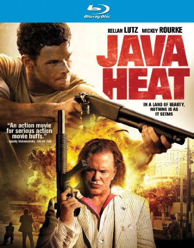 Java Heat [Blu-ray] DVD