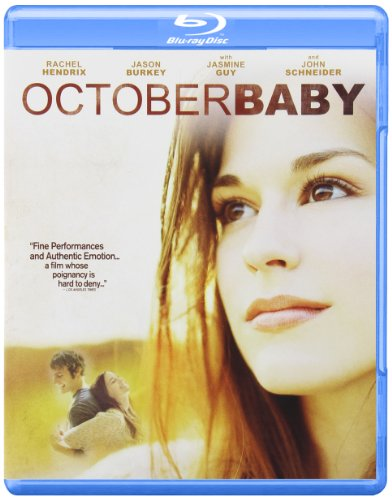 October Baby [Blu-ray] DVD