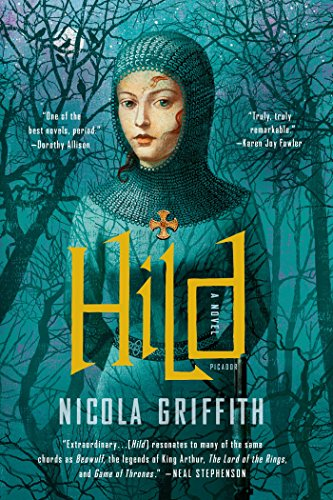 Featured image for An Interview With Nicola Griffith, author of Hild