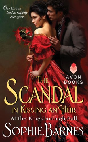 Book  The Scandal in Kissing an Heir