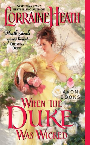 Book When the Duke was Wicked