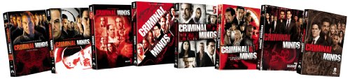 Criminal Minds: Eight Season Pack DVD