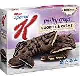 Kellogg's Special K Pastry Crisp, Cookies and Creme, 0.88 Oz. Bars, 5 Count