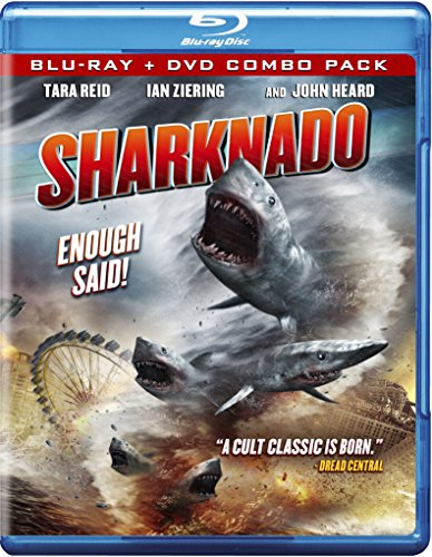 Sharknado [Blu-ray] DVD