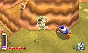 Screenshot: The Legend of Zelda - A Link Between Worlds