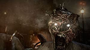 Screenshot: The Evil Within