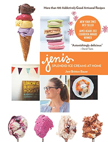 Book Jeni's Ice Cream Cookbook