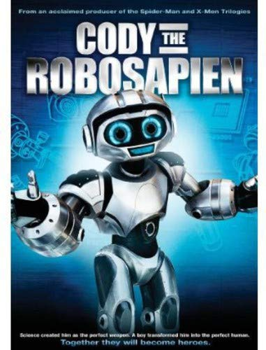 Cody the Robosapien DVD