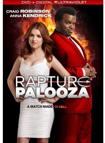 Rapture-Palooza DVD