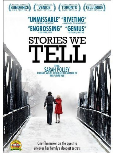 Stories We Tell DVD
