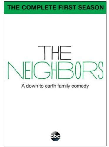 The Neighbors: The Complete First Season DVD