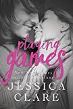Book playing games - Jessica Clare