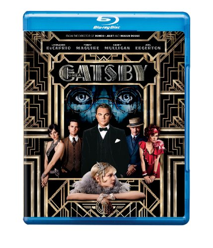 The Great Gatsby 3dD [Blu-ray] DVD