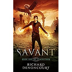 Savant: Book 1 of Luminether, an Epic Fantasy Series