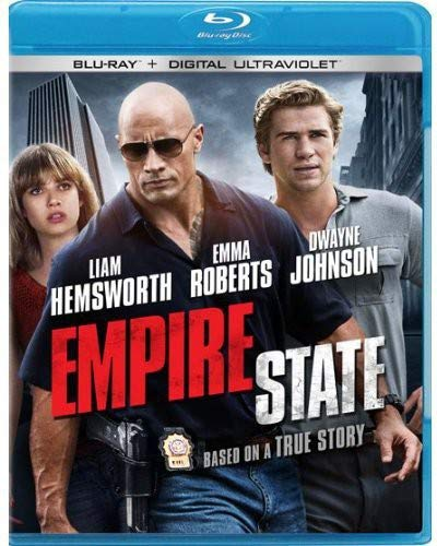 EMPIRE STATE  BLU-RAY Empire State Dvd Cover