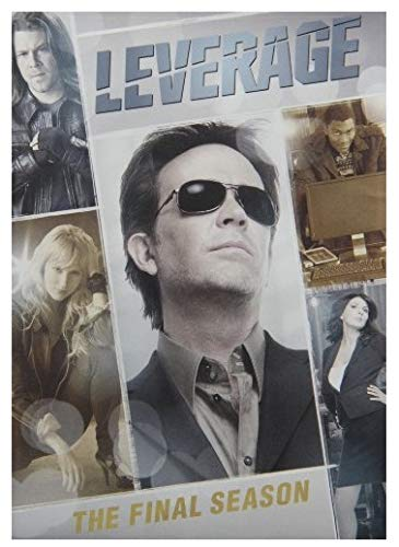 Leverage: The Fifth Season DVD