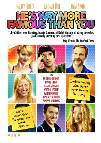 He's Way More Famous Than You DVD