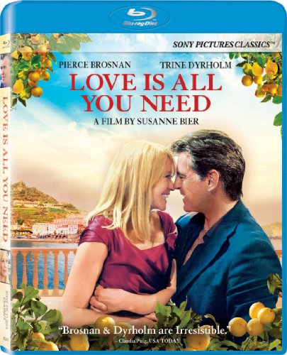 Love Is All You Need [Blu-ray] DVD
