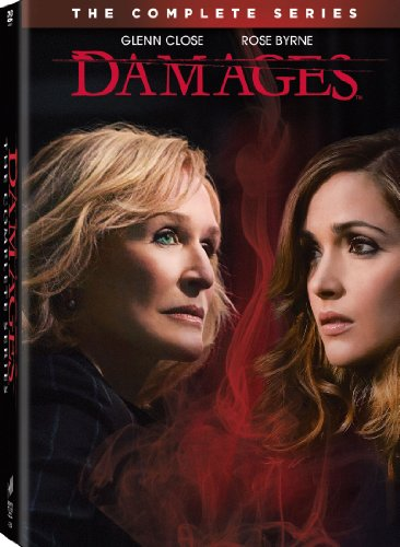 Damages: The Complete Series DVD