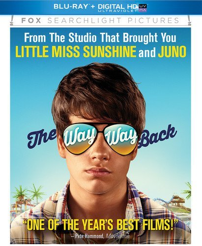 The Way, Way Back  DVD