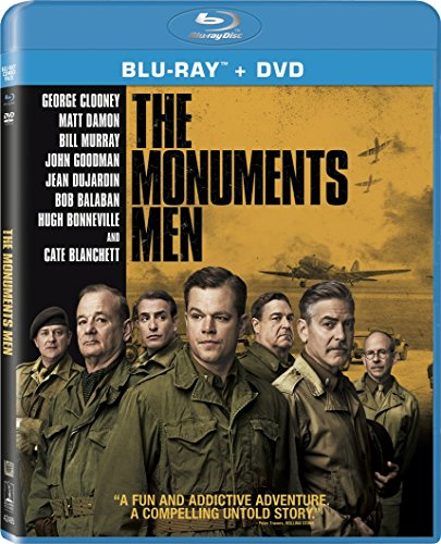 The Monuments Men [Blu-ray] DVD