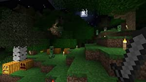 Screenshot: Minecraft Xbox 360 Edition