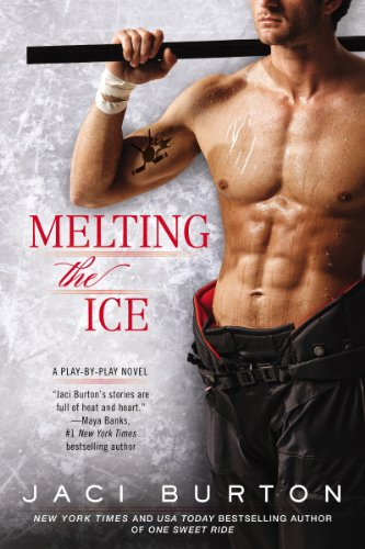 Books on Sale: Melting the Ice by Jaci Burton & More