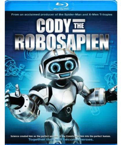 Cody the Robosapien [Blu-ray] DVD