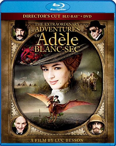 The Extraordinary Adventures of Adèle Blanc-Sec (Directors Cut) cover