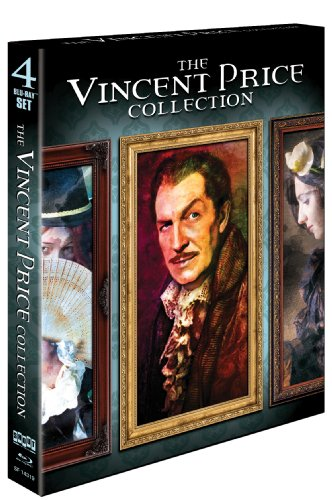 The Vincent Price Collection cover