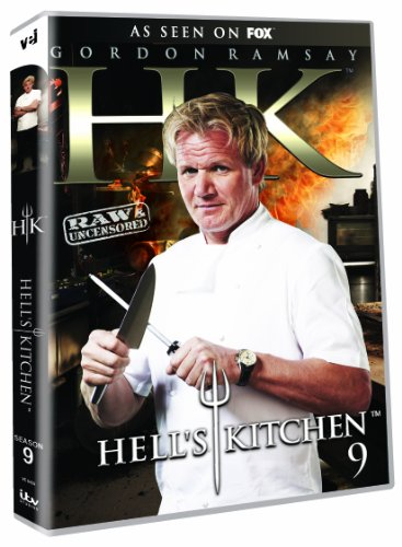 Hell's Kitchen Season 9 DVD