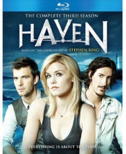 Haven: Complete Third Season [Blu-ray] DVD