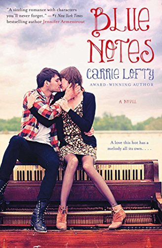 Book Blue Notes Carrie Lofty